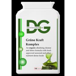 Комплекс Зеленая Сила (Grüne Kraft Komplex), 100 капсул