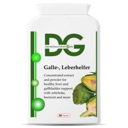 Galle-, Leberhelfer 60 Kapseln