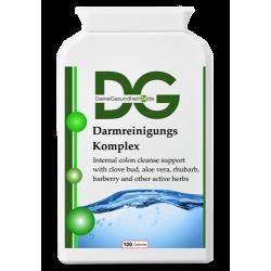 Очищающий кишечник комплекс (Darmreinigungs Komplex), 100 капсул