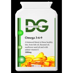 Омега 3-6-9 (Omega 3-6-9), 60 капсул