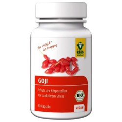 GOJI 90 Kapseln à 550 mg, Bio