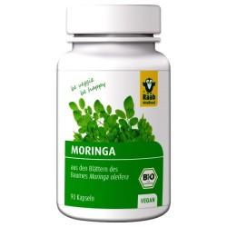 MORINGA Premium 90 Kapseln à 400 mg, Bio