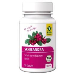 SCHISANDRA 90 Kapseln à 580 mg, Bio
