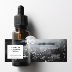CAMOMILE & CORIANDER FACE OIL