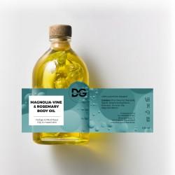MAGNOLIA & ROSEMARY BODY OIL