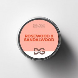 ROSEWOOD & SANDALWOOD....