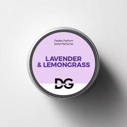 LAVENDER & LEMONGRASS....