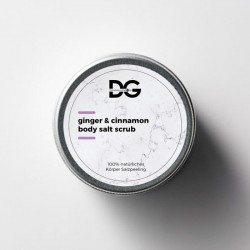 GINGER & CINNAMON BODY SALT...