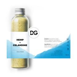 HEMP & CELANDINE. DETOX MASK