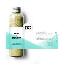 MINT & MELISSA. CLEANSING...