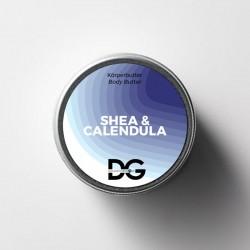 SHEA & CALENDULA. BODY CREAM